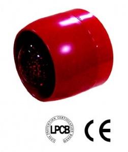 C-9404 Còi + đèn chớp GST